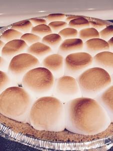 Smores Pie 1