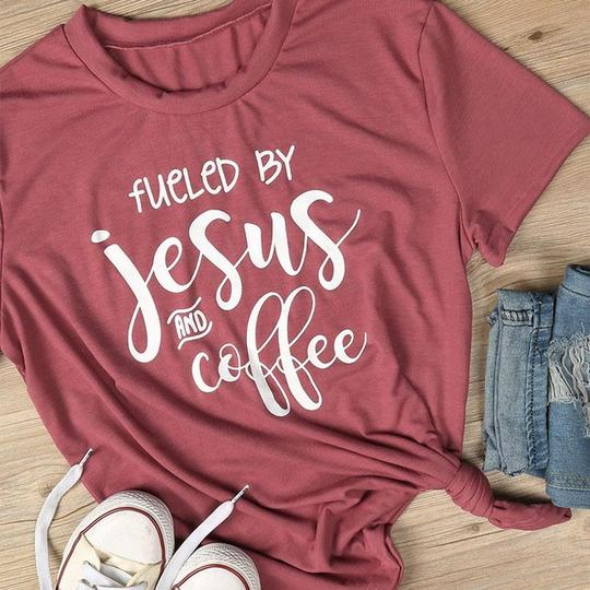 Fueled by Jesus and Coffee